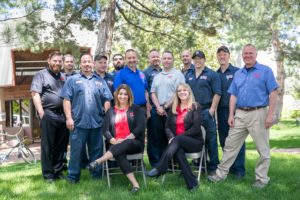 Lake arbor automotive & truck team photo close up