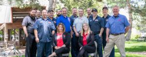 staff photo outside Lake Arbor Automotive & Truck Westminster Colorado