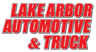 Lake Arbor Logo Lake Arbor Automotive & Truck Westminster Colorado