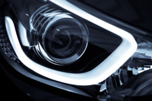 LED headlight on vehicle Lake Arbor Automotive & Truck Westminster Colorado