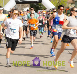Fun Run for Hope House Lake Arbor Automotive Westminster