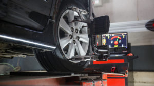 wheel and tire alignment Lake Arbor Automotive & Truck Westminster Colorado